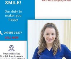 Dental Station is the Best Dental Clinic for Oral Health Care and Affordable Dentist in Panchyawala
