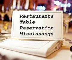 Restaurants Table Reservation Mississauga - ByteRMS