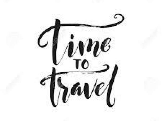 Time For Travel!