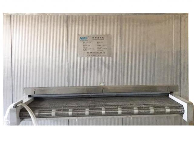 Manufacturer for Mesh Belt Tunnel Freezer Factory Price Fast Delivery