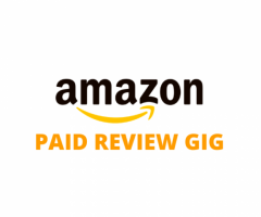 Amazon Review Gig! 40$ Incentive!