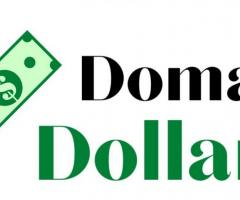 Welcome to Domain Dollars!