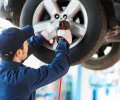 Car Wheel Repair in Calgary