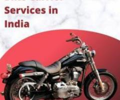 Bike Carrier Services in India - Bike Carrier Prices