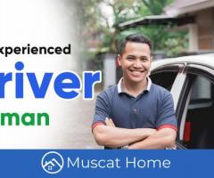 Looking for Driver in Muscat, Oman | Car Drivers Job in Oman