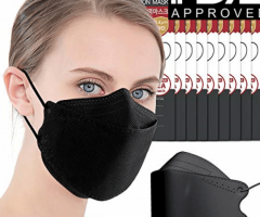 All Keeper KF94 Mask With FDA Approval 50pcs