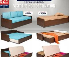 Manufacturer Of Sofa Cum Beds In Mumbai – Offtheshelf