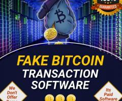 Bitcoin fake transaction software. Generate up to 100 BTC daily Join Telegram