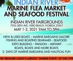 Vendors & Exhibitors Wanted Indian River Marine Flea Market and Seafood Festival