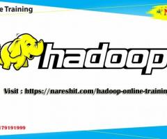 Hadoop Online training in Bangalore