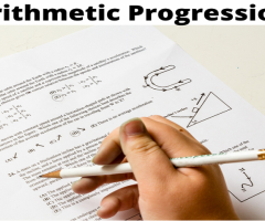 Arithmetic Progression for Class 10th | Get A Free Demo