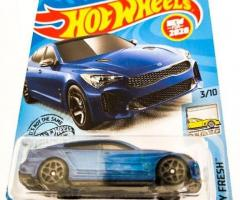 Buy online HOT WHEELS 2019 KIA STINGER GT FACTORY FRESH